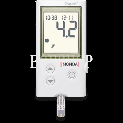 Dcont Monda vércukorszintmérő