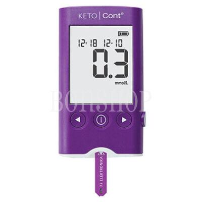 KETO Cont® ketonszintmérő készülék