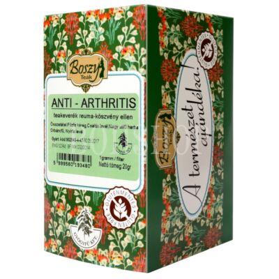 "Boszy ""Anti-Arthritis"" filteres tea"