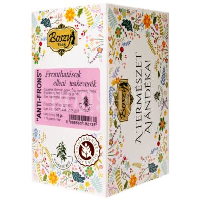 Boszy Anti-Frons filteres tea