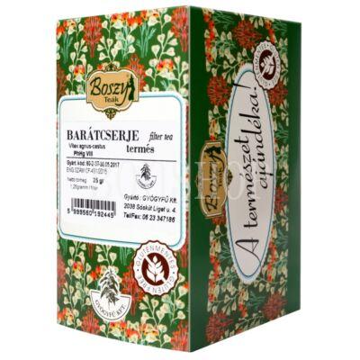 Boszy Barátcserje termés filteres tea