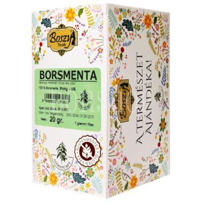 Boszy Borsmenta filteres tea
