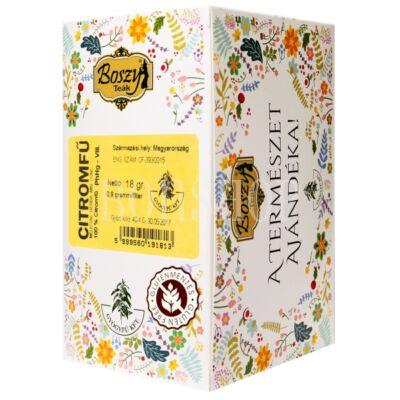 Boszy Citromfű filteres tea