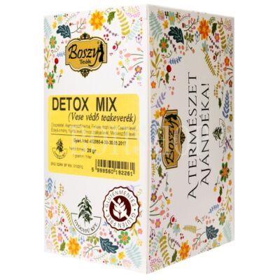 """Boszy """"Detox Mix - Vesevédő"""" filteres tea"""