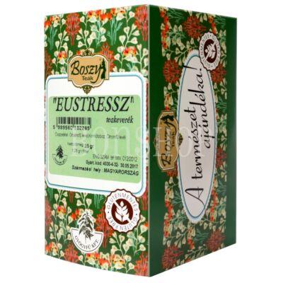 Boszy Eustressz filteres tea