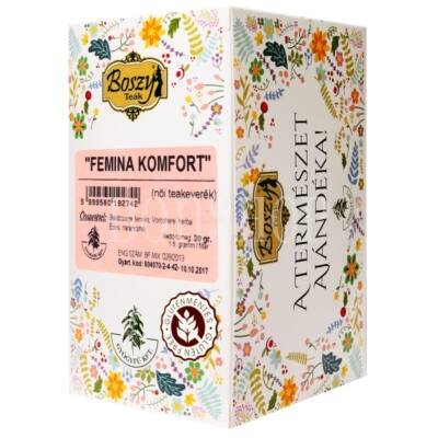 Boszy Femina Komfort filteres tea