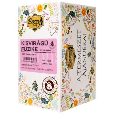 Boszy Kisvirágú füzike filteres tea