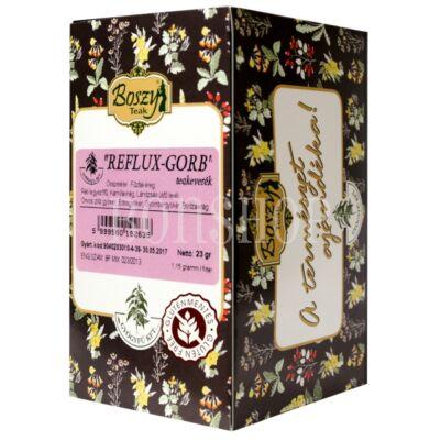 Boszy Reflux-Gorb filteres tea