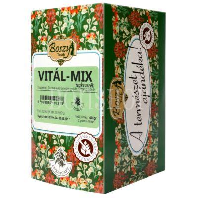 """Boszy """"Vital-Mix"""" filteres tea"""