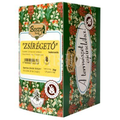 Boszy Zsírégető filteres tea