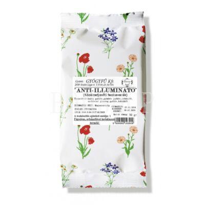 """""""ANTI-ILLUMINATO"""" szálas tea 50g"""
