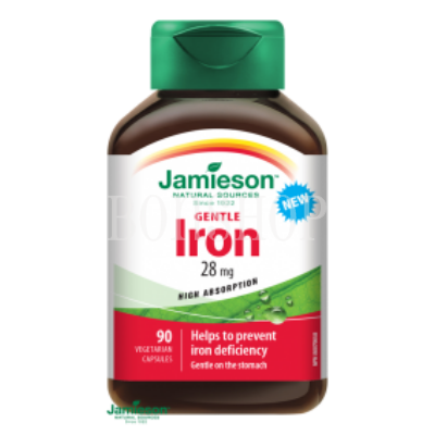 Jamieson Gentle Iron komplex 90 kapsz.