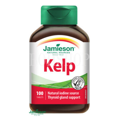 Jamieson Kelp tengeri moszat 650 μg 100 tbl.