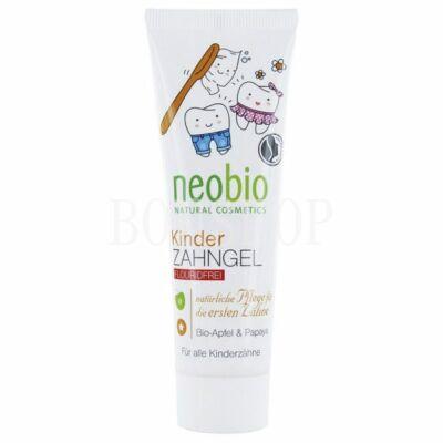 Neobio-Fluoridmentes-Gyermekfogkrem-bio-alma-es-papayakivonattal-50ml