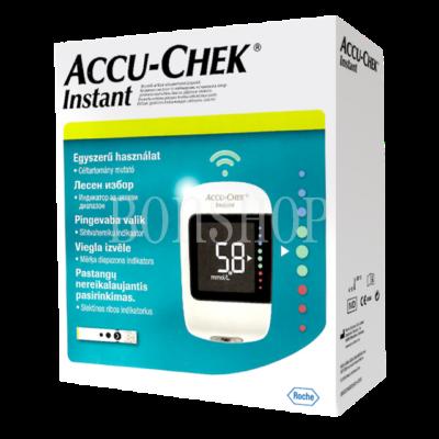 Roche Accu-Chek Instant vércukormérő készülék