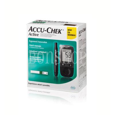 Roche Accu-Chek Active vércukormérő készülék