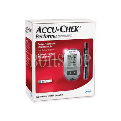 Roche Accu-Chek Performa vércukormérő