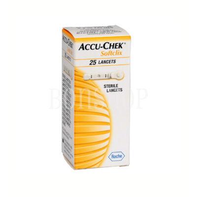 Roche Accu-Chek Softclix 25x lándzsa
