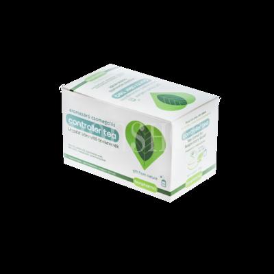 Controller  tea - Légzést könnyítő filteres teaekeverék 20x