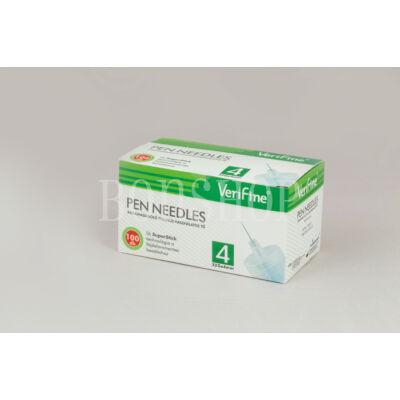 VeriFine Inzulinadagoló tollhoz használatos tű 100db - 32G x 4mm