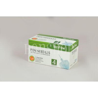 VeriFine Inzulinadagoló tollhoz használatos tű 100db - 33G x 4mm
